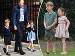 Prince George will 'show Princess Charlotte the ropes' when she joins him at St Thomas's Battersea