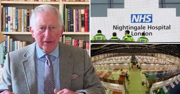 Prince Charles to open NHS Nightingale via Zoom after coronavirus recovery