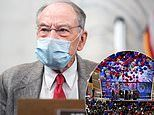 Senior Republican senator Chuck Grassley says he will NOT go to convention because of coronavirus