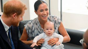 This is what Harry and Meghan bought baby Archie for Christmas