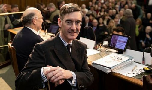 'I won't vote for this deal!' Rees-Mogg urges Parliament SHUTDOWN as MPs plot Brexit delay