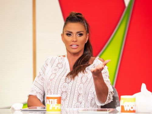 Katie Price warns Peter Andre's wife Emily to 'bind her beak' after interview