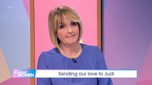 Loose Women send support and 'big hugs' to star Judi Love as she misses episode after dad's death