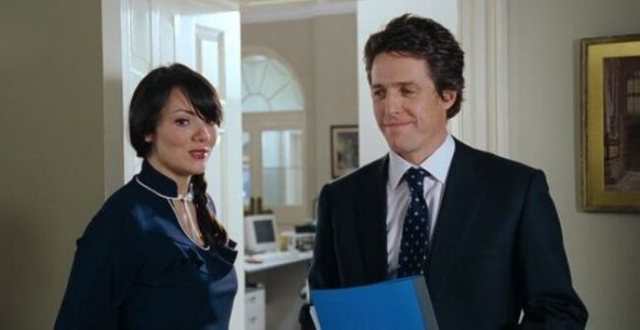 Love Actually Director Reveals The Huge Secret He Kept From Martine McCutcheon Prior To Filming