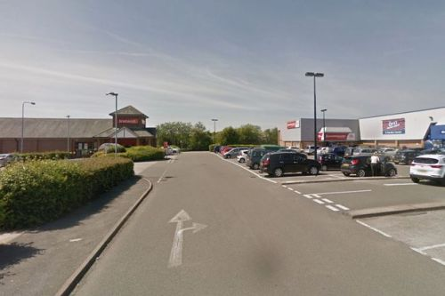 Body of man found in car outside Iceland supermarket in retail park
