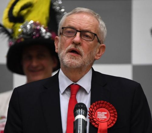 Jeremy Corbyn Signals Labour Leadership Election Early In New Year