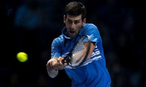 Novak Djokovic reveals elbow injury after losing to Roger Federer at ATP Finals