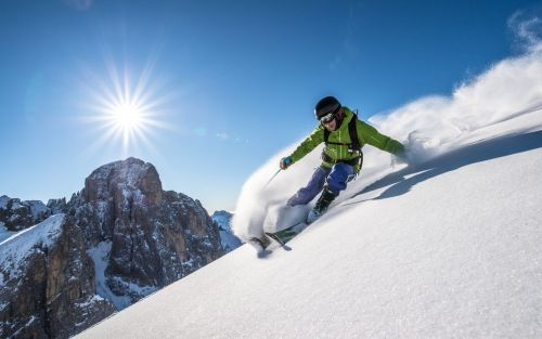 Italian plan to create world's largest ski network in Dolomites leaves environmentalists aghast
