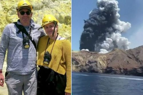 New Zealand volcano tourist details miraculous escape from White Island eruption