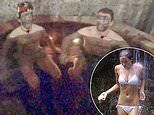 I'm A Celebrity UK bosses 'replace shower scenes with a hot tub to boost sex appeal'