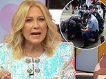 Kerri-Anne Kennerley says Covid protests prove why 'people should have a LICENCE to have children'