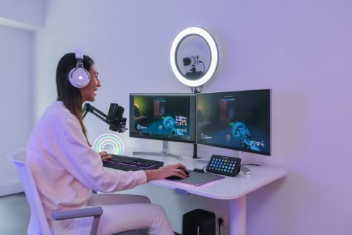 Elgato's Ring Light will seriously illuminate your video content