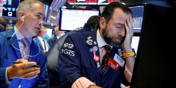 A hedge fund CEO who specializes in volatility told us why the coronavirus-driven plunge is a game changer - and shares 4 tips for avoiding big losses