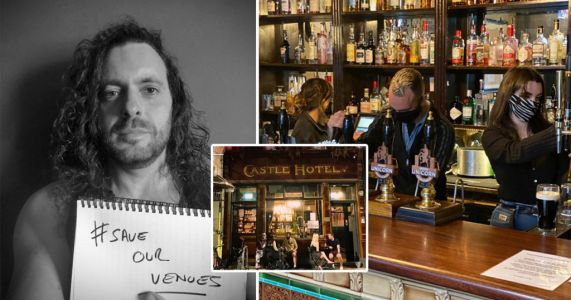 Owner of 244-year-old pub vows 'we will survive' as Manchester enters tier 3