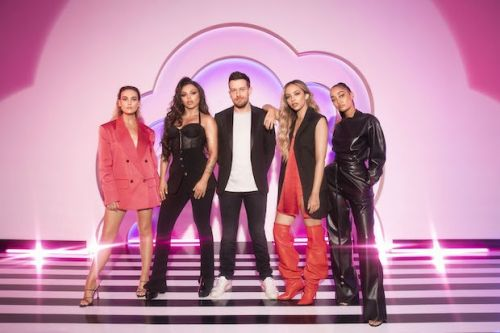 Little Mix: The Search's Chris Ramsey on COVID regulations and whether Jade Thirlwall will be back in studio