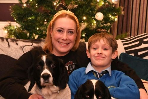 Rutherglen woman hopes to help needy dogs this Christmas