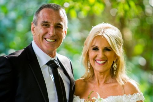 Melissa Walsh and John Robertson's Married at First Sight Australia love story - and where are they now?