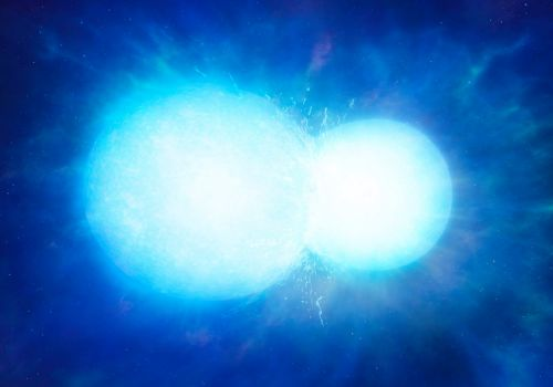 Astronomers discover huge white dwarf star whose existence 'doesn't make sense'