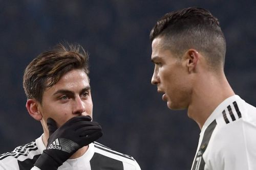 Juventus boss Maurizio Sarri makes Cristiano Ronaldo and Paulo Dybala admission