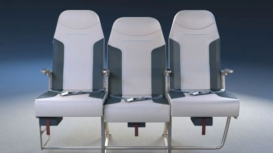 FAA approves new middle seat design