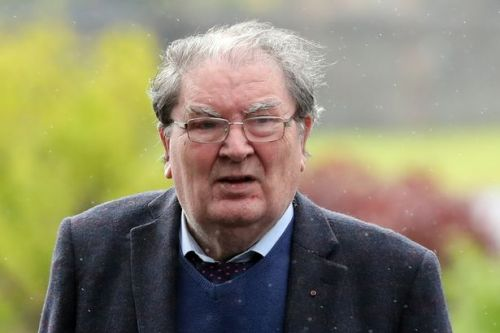 Former SDLP leader and Nobel Peace Prize winner John Hume dies aged 83