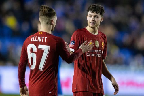Liverpool forced into Shrewsbury replay after second-half FA Cup collapse