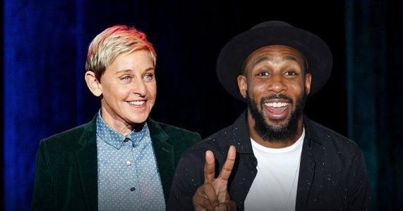 Ellen DeGeneres defended by DJ Stephen 'tWitch' Boss amid toxic TV show claims: 'There's been love'