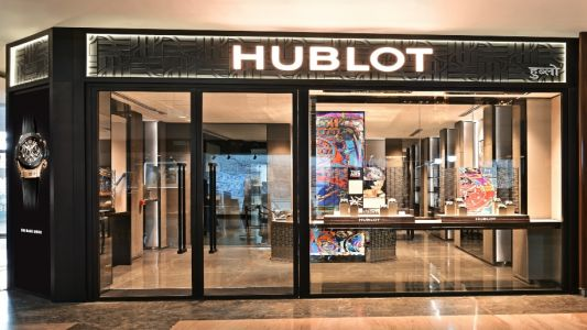 Hublot opens its first India boutique in Mumbai
