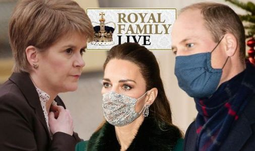 Royal Family LIVE: Palace lashes out at Nicola Sturgeon after William and Kate controversy
