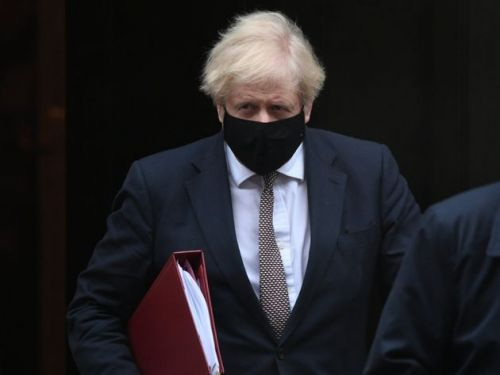 Boris Johnson To Lead Downing Street Press Conference On Covid