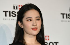 Hong Kong protesters call for 'Mulan' boycott after actress Liu Yifei supports police