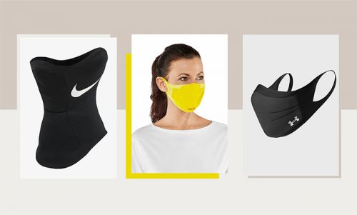 9 sporty face masks & coverings to work out in: From Nike to Adidas, Reebok & more