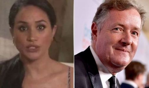 Piers Morgan compares Meghan and Harry's Netflix shows to 'root canal' in scathing attack