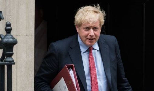 Face masks SHOULD be worn in shops says Boris Johnson as he hints at new rule change