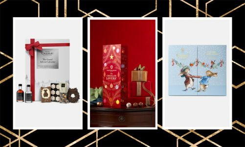 15 best luxury chocolate advent calendars for a delicious countdown to Christmas