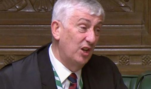 'SWITCH ON!' Speaker rages at SNP MP as he throws House of Commons into chaos