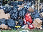Fly-tippers dump rubbish near Lancashire beauty spot and across UK