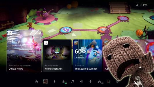 The PS5 UI looks like it's designed to promote busywork, not save you time