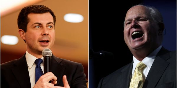 Rush Limbaugh says Trump told him not to apologize for his comments about Pete Buttigieg's sexuality