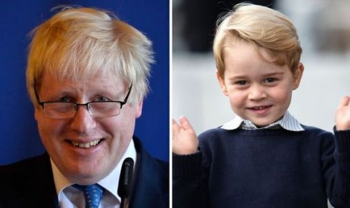 Royal revelation: How Boris Johnson sent Prince George a unique and personal gift