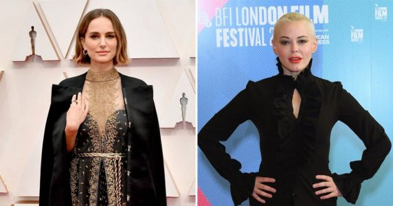 Rose McGowan regrets calling Natalie Portman's Oscars protest 'deeply offensive' and admits: 'I lost sight of the bigger picture'