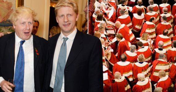 Boris Johnson hands his brother a seat in the House of Lords