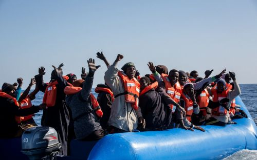 EU Mediterranean migrant task force in doubt after Germany withdraws ship