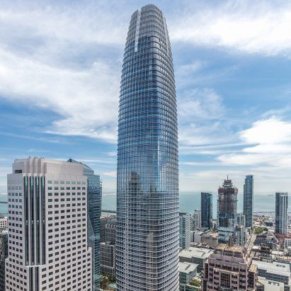 """CTBUH names San Francisco's Salesforce Tower world's """"best tall building"""""""