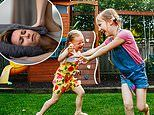 Mum left furious after nasty neighbour records her kids playing on a decimal reader