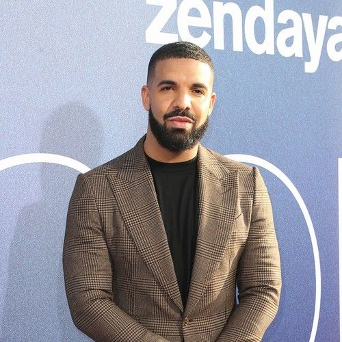 Drake shares first pictures of son in emotional social media post