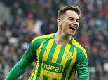 West Ham 0-1 West Brom: Conor Townsend strikes as ten-man Baggies knock West Ham out of FA Cup