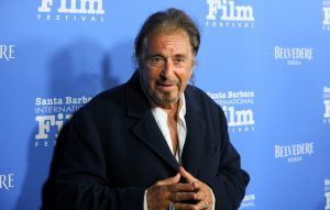 """Al Pacino says he's started starring in bad films to """"try to make them better"""""""