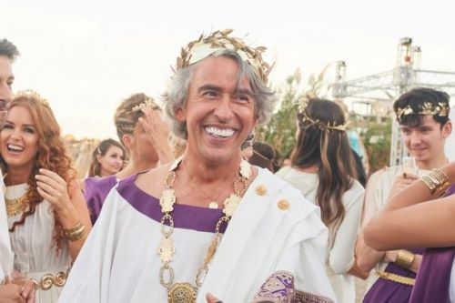 Steve Coogan is disgraced fashion mogul in trailer for dark comedy Greed
