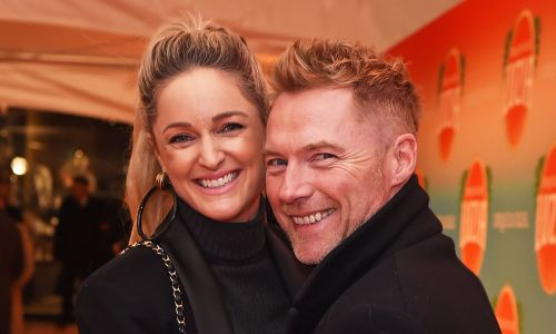 Ronan Keating reveals the gender of wife Storm's baby